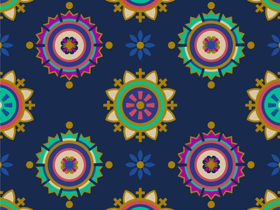 Serbian patterns