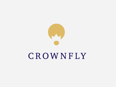 CrownFly Day 2 Daily Logo Challenge