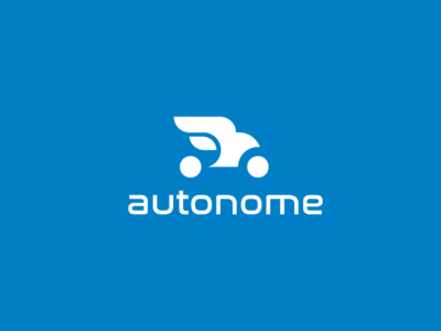 Driverless Car - Daily Logo Challenge 5