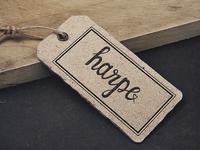 harpe logo
