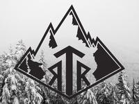 RTR Mountain Logo