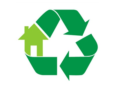 Curbside Recycling Logo recycle logo