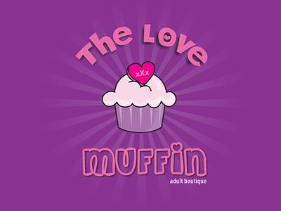 Love Muffin Logo sex muffin love
