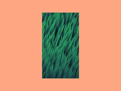 Quarantine in Spring wind grass quarantine xgen motion arnold maya 3d animation
