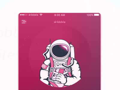 2x dribbble invites invite astronaut invitation giveaway get invite dribbble