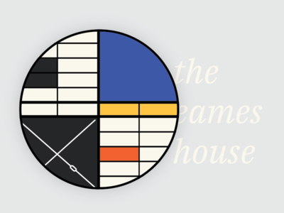 The Eames House architecture midcentury pacific palisades eames lounge chair charles eames ray eames stickermule coaster eames house eames