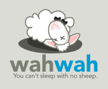 Yawnlog 404 404 illustration sheep