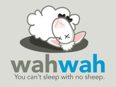 Yawnlog 404 404 illustration sheep