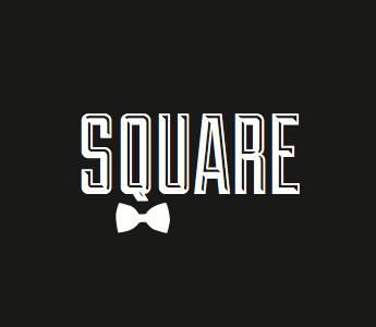 Square Branding branding logo design typography