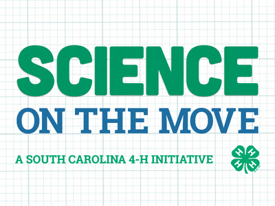 Science on the Move logo science mobile classroom 4h learning children school