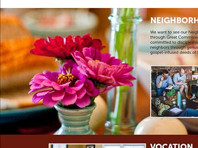 HCC Website  website church hill city