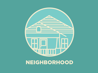 Neighborhood community rock hill neighborhood