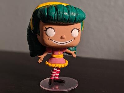 'I hate fairyland' custom Funko Pop