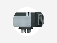 Car Heater Icon