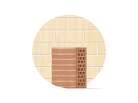 Brick Illustration