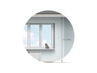 Room Height Illustration