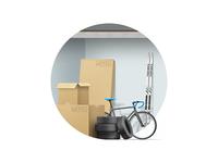 Storeroom Illustration