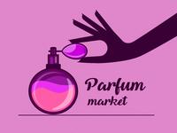 Logo of perfume shop