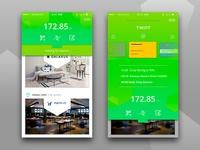 Mobile payment app redesign