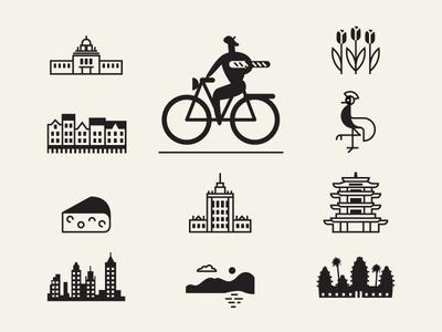 Icons for Frankfurter Allgemeine Zeitung