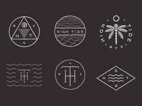 Badges options