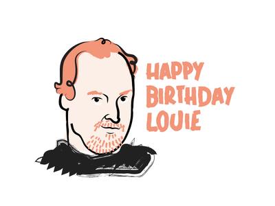 Happy Birthday Louis CK!