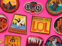 Patches for Rhett and Link