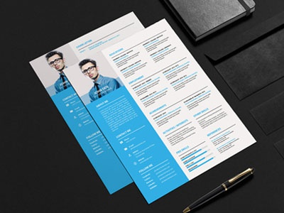 Resume swiss resume simple resume resume template resume professional resume msword resume job indesign resume clean resume clean cv ai a4