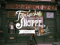 Fantastic Shoppe Fronts