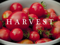 Have yourself a merry little harvest