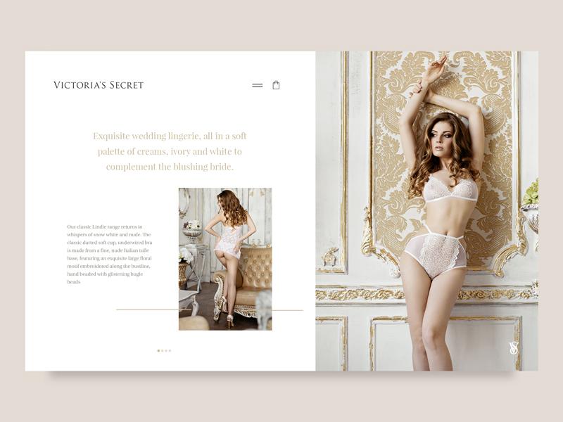 9d69e52ea45 Victoria Secret Bridal iPad UX by Ray Doyle