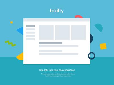 traitly -  Widget Design