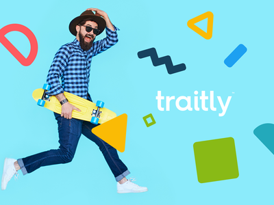 traitly -  Brand development