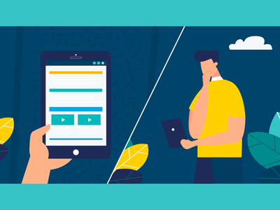 Stay Connected with Membership motion animation ray doyle branding illustration