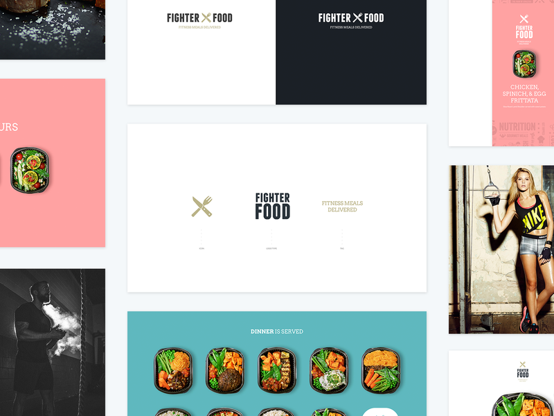 FighterFood Brand Guidelines