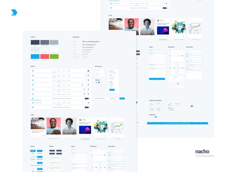 Design Language System - DMI
