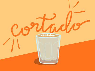 16/100 coffee adobefresco illustration 100dayproject