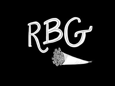 18/100: RBG 100dayproject adobefresco illustration scotus vote vote2020 rbg