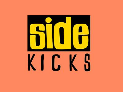 20/100 Sidekicks netflix sports logo design adobefresco illustration 100dayproject