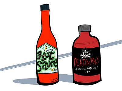 25/100 food illustration food illustrator 100dayproject illustration