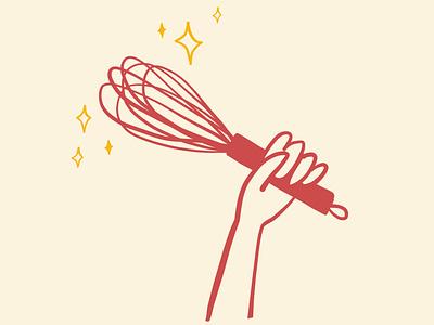 27/100 food illustration design logo adobefresco illustration 100dayproject