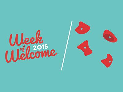 Week of Welcome 2015