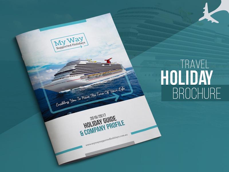 My Way Travel Holiday Brochure