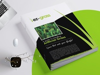 ez-grass Brochure Design
