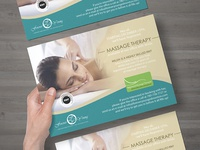 Massage Theraphy Flyer