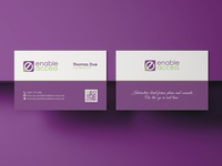 Enable Access Business Card