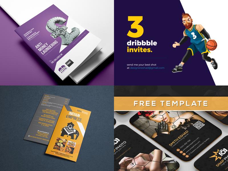 2018 corporate identity business card business creative design corporate trifold flyer identity branding brochure