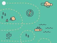 Software migration guide illustration