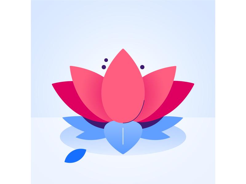 Meditation meditation mobile design digital illustration app design app vector mobile branding asset design colorful illustration