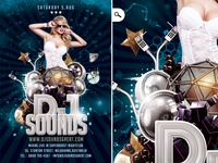 Dj Flyer Sounds